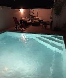 1 Bedroom apt with private Pool nearby Isla Verde - 卡罗莱纳州 - 独立屋