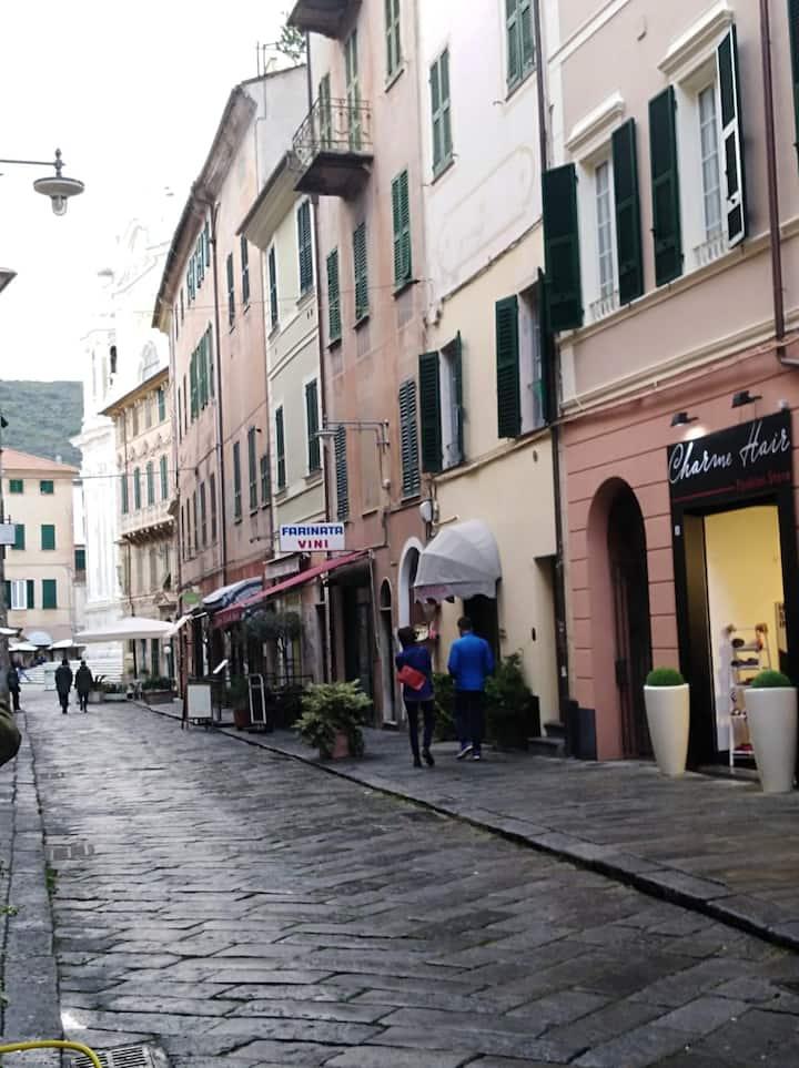 Casa Mariuccia, a due passi dal mare