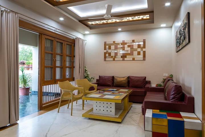 Pravas Villa - DISINFECTED BEFORE EVERY STAY