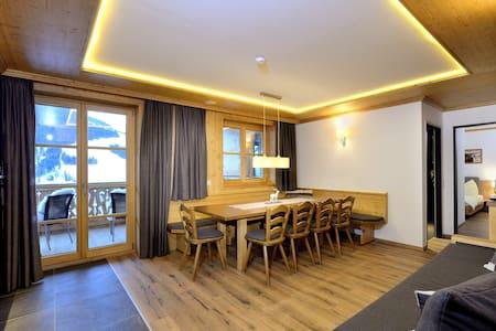 Lässiges Appartment in Hinterglemm SKI IN/ SKI OUT - Hinterglemm - Apartment