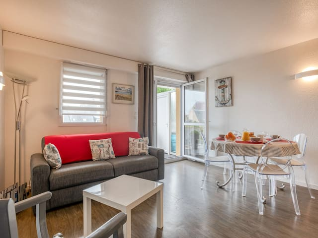 Lovely holiday apartment Ty Avel