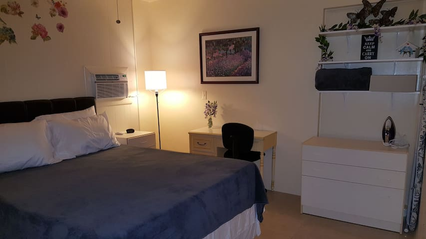 Private Guest Suite - 50% off month long  stays