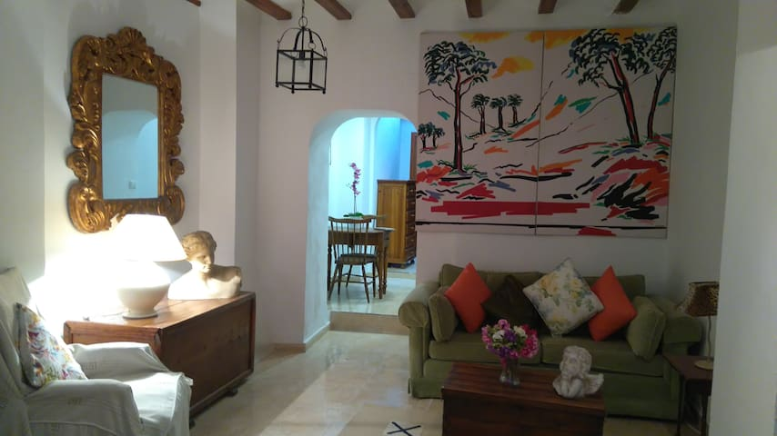 Ground floor  historic part of town, SAGUNTO - Sagunt - อพาร์ทเมนท์
