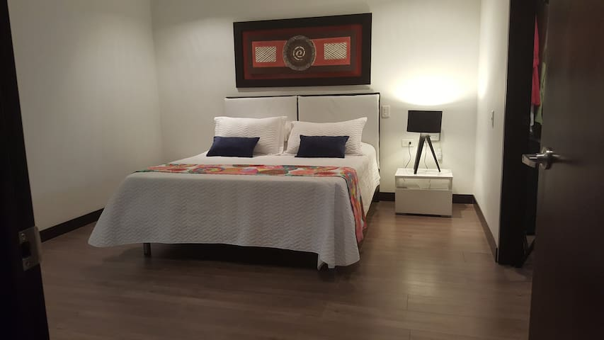 Aparta suite con piscina,clubhouse - Armenia - Apartment