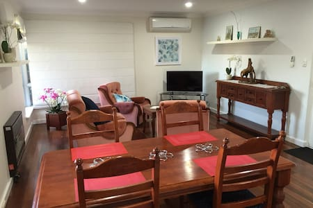 Ashington Park View  - neat unit - 7kms Perth City - House
