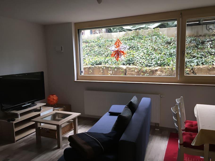Gästezimmer Couchbereich