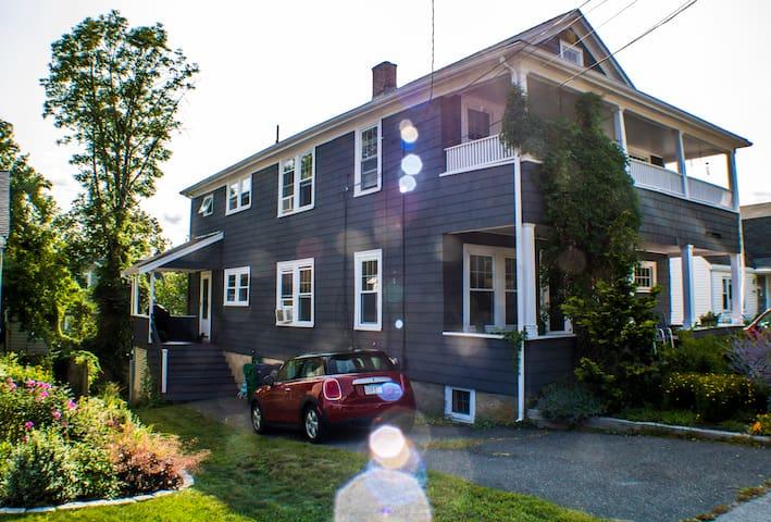 Entire Apartment in Newton, Close to Boston!