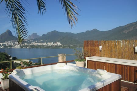SUPERB PENTHOUSE: RIO´S BEST VIEW - 里约热内卢 - 公寓