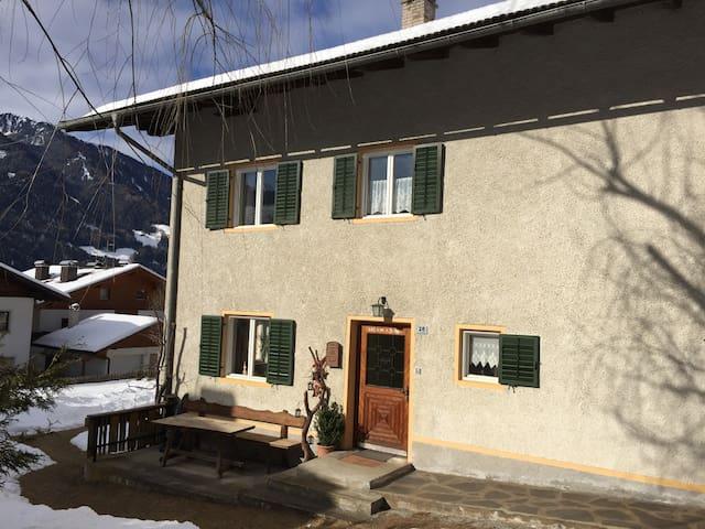 Wohnung im Südtiroler Wipptal bei Sterzing