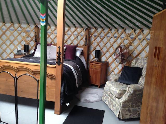 Ultimate Luxury Yurt Experience - Lake Yurt