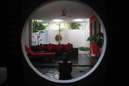Great One Bedroom Villas - Seminyak Share Pool