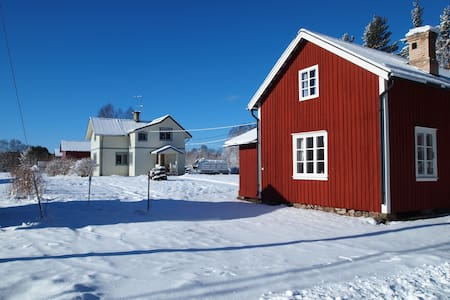 House For Skiing & Fishing - Malung NV - Casa