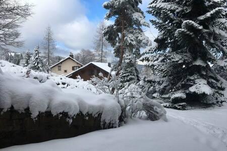 Appartement au pied des pistes et sentiers Suisse