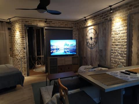 Apartamentos tipo loft en Calpe