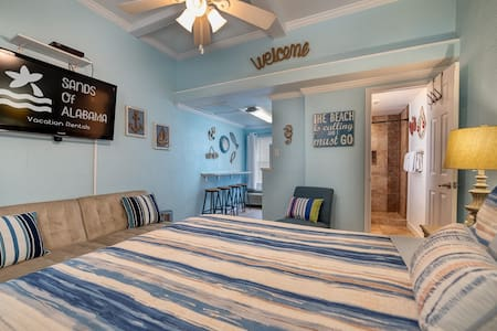 Beachview #307 - COMFY STUDIO ACROSS FROM THE BEACH & THE HANGOUT