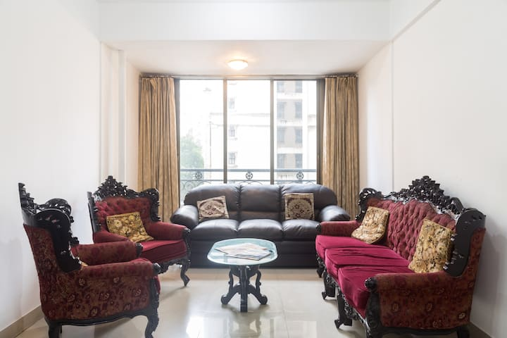 5 Star 2BHK Flat & Location Plus Our A+ Super Host