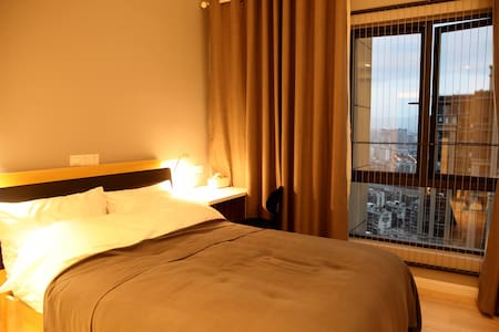 bright,comfortable room nearby financial street~A
