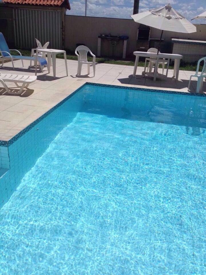 Casa 6 suítes piscina grande Porto de galinhas