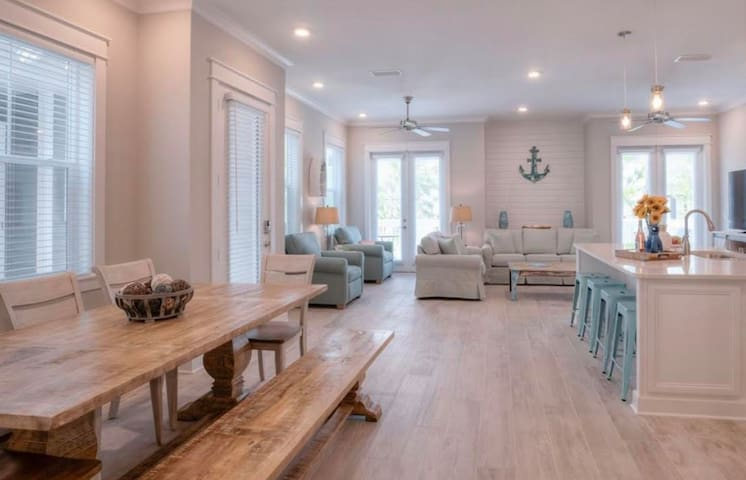 The Hideaway on 30A   Family Favorite Townhome!