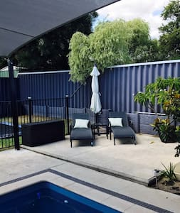 Private room (QB) near CBD and Fremantle - Willagee - Hus