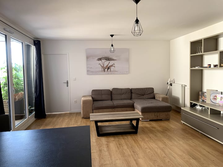 Location chambre Margny-lès-Compiègne/ Compiègne