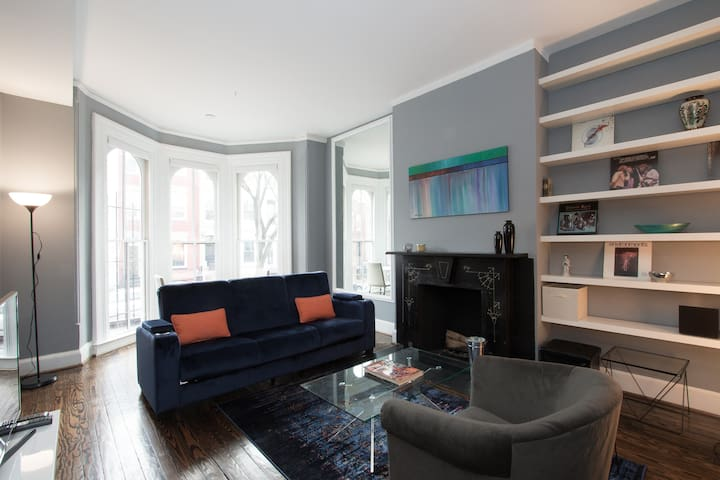 Beautiful ✧ Perfectly Located ✧ 2BR Row Home Condo