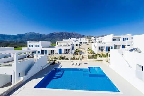 Triton Sea View Villa villa med 5 soverom og 3 soverom
