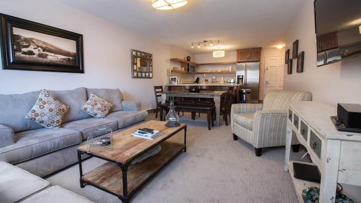 Awesome Main Street Park City Condo - Walk to Dining, Shopping, Nightlife!