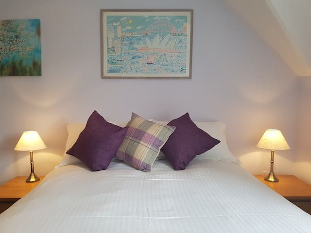Cosy home,  wifi, garden, 20 min walk to train - Dartford - Casa