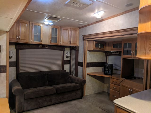 %% Open Road RV with High Speed WiFi