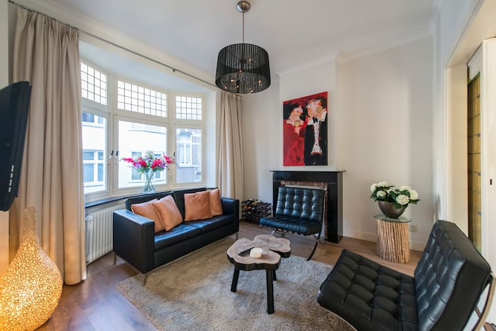Beau City Apartments; Hartje Maastricht