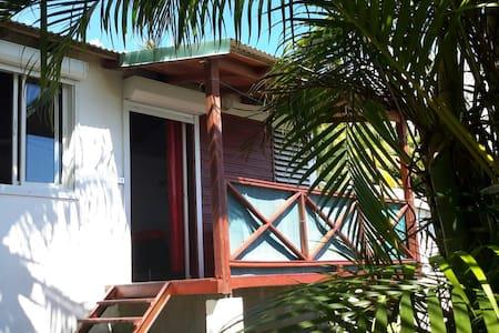 bungalows avec vue sur les saintes - Trois Rivieres