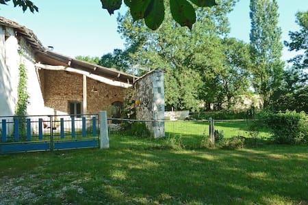 LA MAISON DE CYRANO - Saint-Eutrope-de-Born - Σπίτι