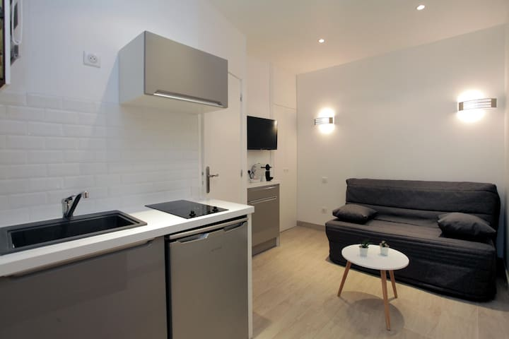 ☆Little studio in the heart of Cannes☆