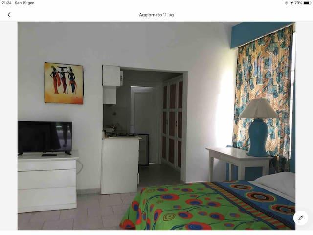 Residence Mar Azul Silenzioso Monolocale Estudio