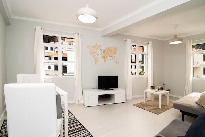 Villa Ponta do Sol Apartment