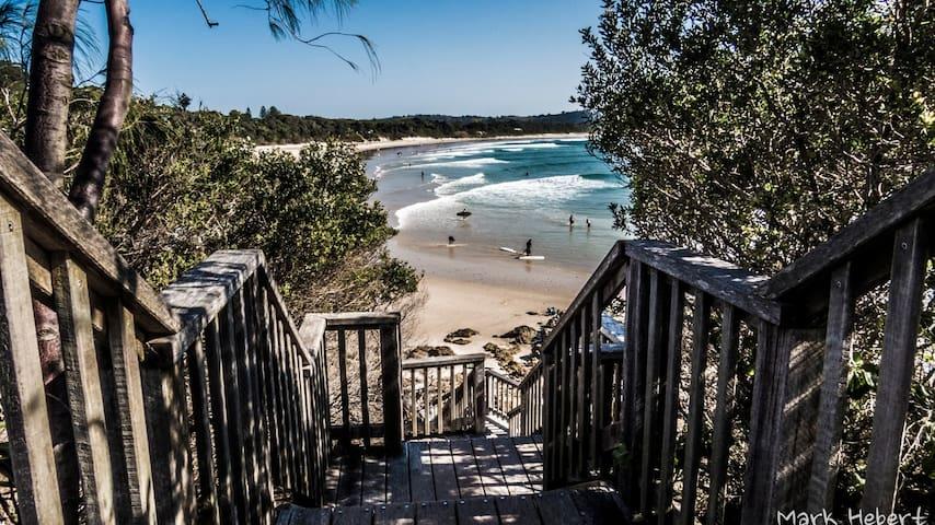Byron Bay Beachside Apartment - Byron Bay - Appartement