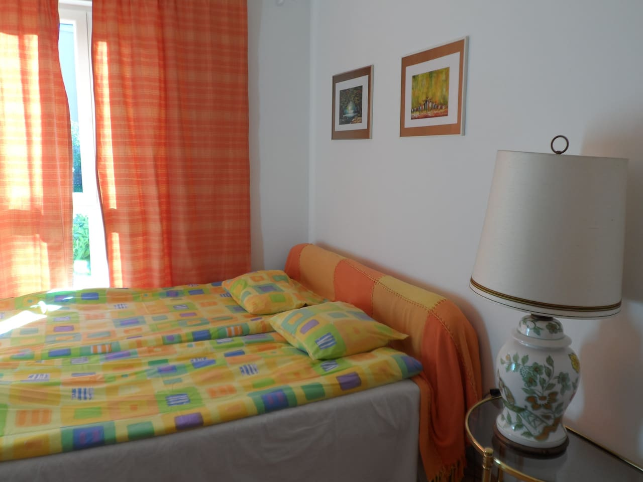 2 Privatzimmer/2 Double room