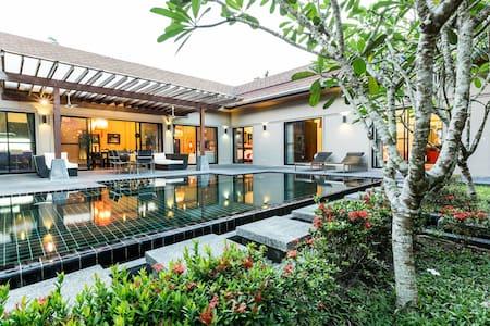 PHUKET VILLA - chalong - Villa