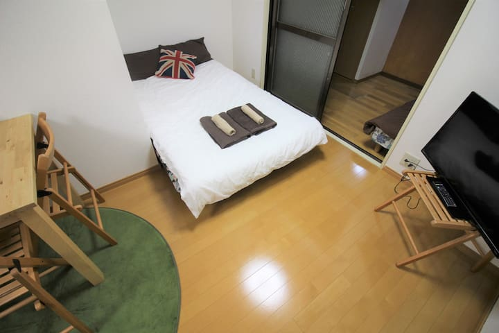 ★Osaka Umeda 10min by train★New Open Room★101