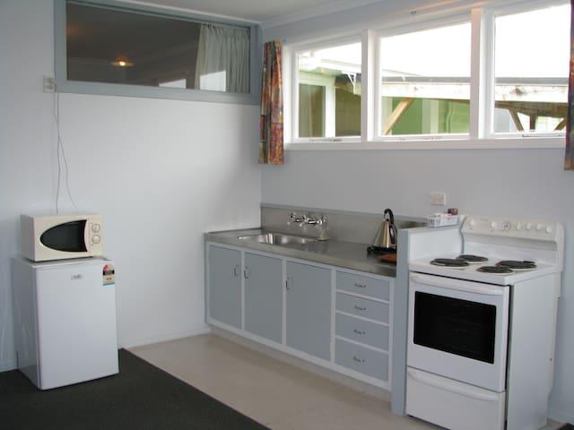 2 Bedroom Motel Unit in Whataroa