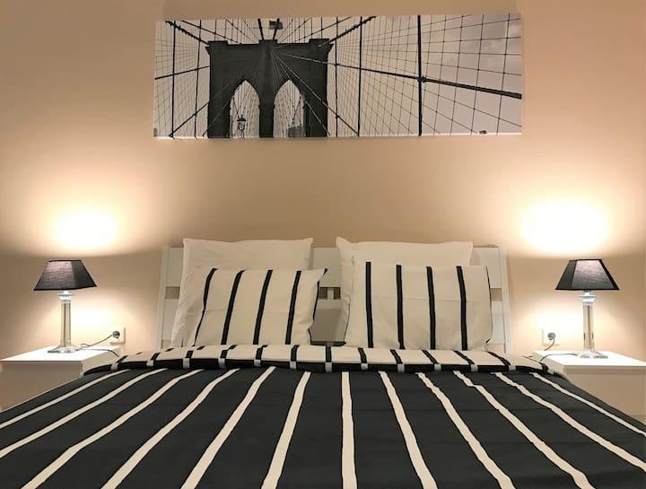 Urban Chic Double Bedroom