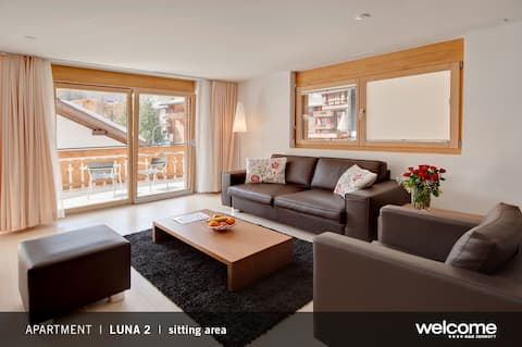 Welcome Apartments, (Zermatt), 5101403, Apartment Luna, 1 large double studio