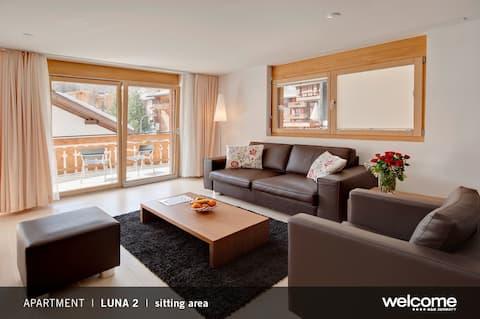 Welcome Apartments, (Zermatt), 5101403, Wohnung Luna, 1 grosses Doppelstudio