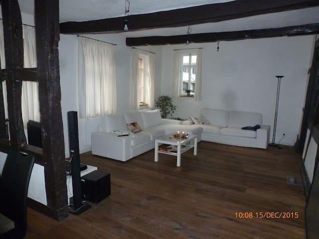 Wunderschöne großzügige Wohnung in Altstadt