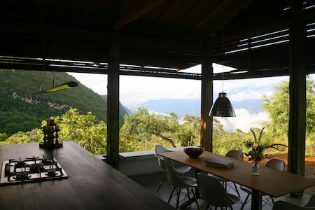Casa La Pitaya, design in a beautiful scenery - Barichara