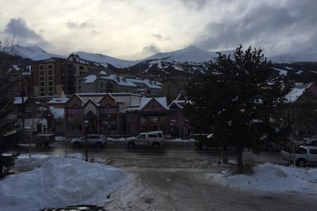 Share a Condo with a Great Location and  View - Breckenridge