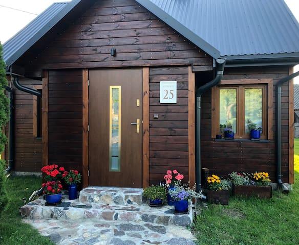 6-osobowy domek na Podlasiu