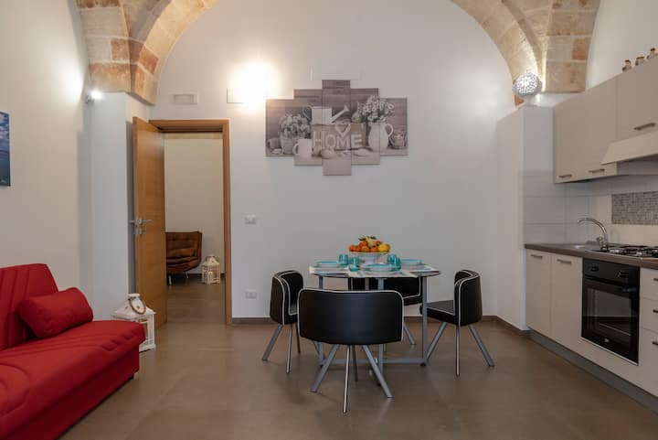 Seaside Apartment in Monopoli with 2 bedrooms
