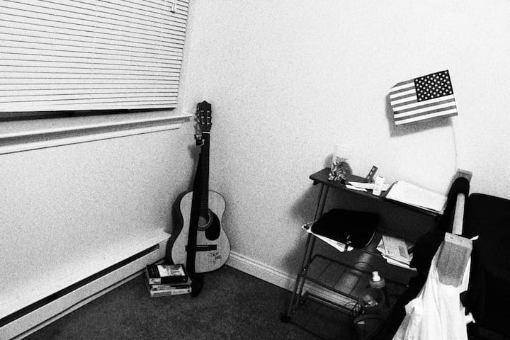 Nice room in quiet apartment - Slippery Rock - Appartement